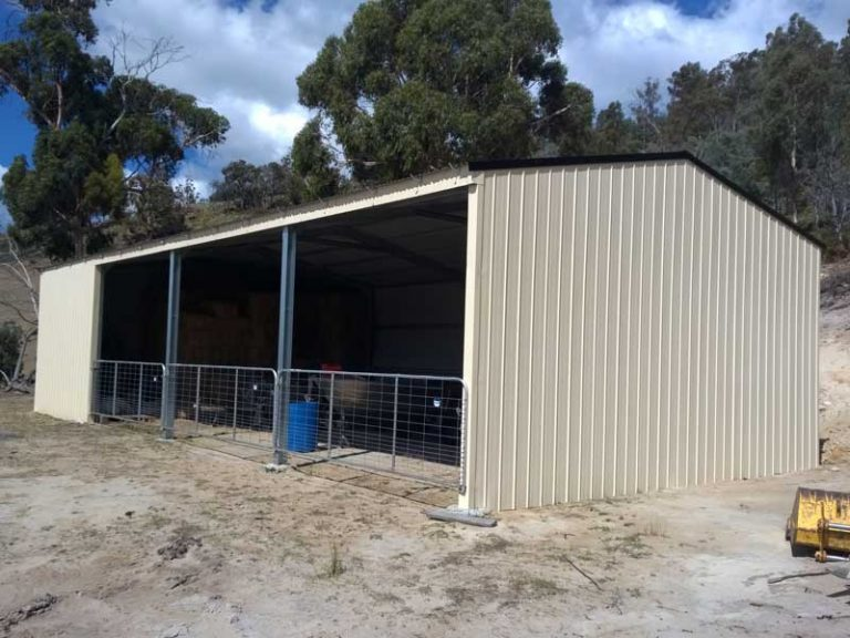 Safeguarding Your Steel Building From Bush Fires